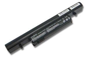 Akku 4.4Ah schwarz für TOSHIBA Tecra R850-19J,R850-1C3,R850-1CD