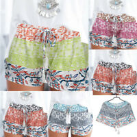 Fashion Womens Girls Sexy Hot Pants Summer Shorts High Waist Loose Short Pants