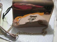 FIORELLI ROSE GOLD SMALL PURSE WITH SHOULDER STRAP