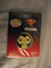 BRAND NEW Funko Pop! Pins DC Comics Super Man Collectible Pin Superman Lapel Pin