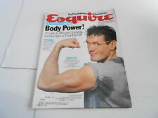 MAY 1986 ESQUIRE mens fashion magazine BODY POWER