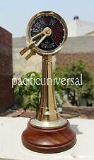Brass Ship  Engine Order Telegraph Nautical Working Ring Bell Vintage Style Gift
