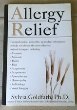Allergy Relief by Sylvia Goldfarb (2000)