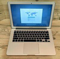 "Apple MacBook Air 13"" A1466 1.3 GHz i5 4GB Ram 128GB SSD MD760LL/A W. Box"