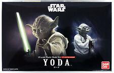 Bandai Star Wars Yoda 1/6 Escala Kit 144731