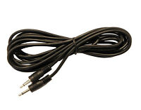 10ft.3.5mm TS Mono Male / Male Patch Cable Wire for DC Brick Modular Synth Audio