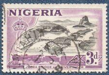 NIGERIA  SG 73  (B435) Good  Used  with 'UMUAHIA'  cds