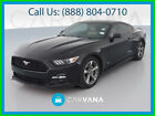 2016 Ford Mustang EcoBoost Premium Coupe 2D Traction Control Dual Air Bags Knee Air Bags Tilt & Telescoping Wheel CD/MP3