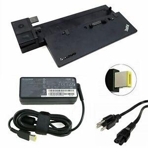 ThinkPad Ultra Dock 40A20090US with 65w AC  T540p T550 T560 T570 W540 W541 W550