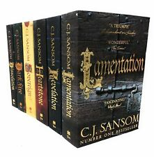 The Shardlake Series Collection 6 Books Set By C.J. Sansom,Dissolution Dark Fire