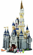 Brand New Disney Princess Castle Compatible with 71040 Set