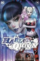 HARLEY QUINN #75 KINCAID & SZERDY COVER A with TRADE DRESS VARIANT - PRESALE