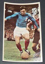 CPA FOOTBALL 1960-1961 MARYAN WISNIEWSKI FRANCE RC LENS BOLLAERT SANG & OR RCL