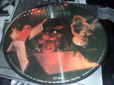 OZZY OSBOURNE RANDY RHOADS LP picture disc  (The Chris Tetley interviews)