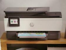 HP OfficeJet Pro 8035 All-In-One Inkjet Printer - Black
