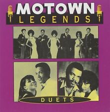 Various Motown Legends : Duets (CD 2001)  *NEW/SEALED*  FREE!! UK 24-HR POST!!
