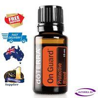 Doterra On Guard 15ml Protective Essential Oil Immune Cold Flu Winter Health