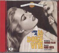 NINO ROTA - La dolce vita - CD OST 1995 USATO OTTIME CONDIZIONI