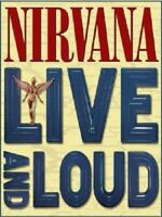 NIRVANA - LIVE AND LOUD  DVD  ROCK & POP  NEUF