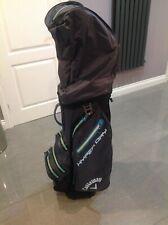 Callaway Golf Hyper Dry 15 Cart Bag/Trolley (Blue & Navy)