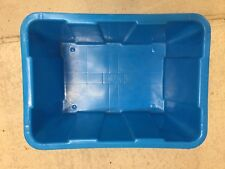 Large Storage Box Very Strong Plastic 90 Liters, With Handles