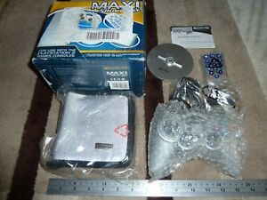 SONY PLAYSTATION 2 PS2 SLIM PACK Silver NEW! Controller Console Stand DVD Remote