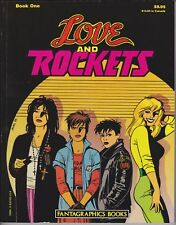 Love And Rockets Book One TPB Trade Fantagraphics First Print!