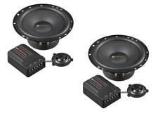"""Match 6.5"""" custom fit component speaker upgrade VW Scirocco 2008 on"""