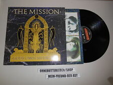LP Pop The Mission - God's Own Medicine (10 Song) MERCURY / OIS