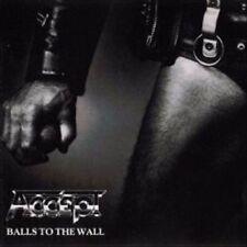 Balls to the Wall [Bonus CD] [Bonus Tracks] by Accept (CD, May-2013, 2 Discs, Hear No Evil (Cherry Red Label))
