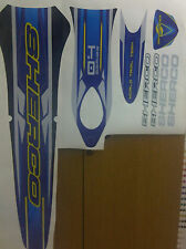 Sherco 04 Style Complete Decal Set