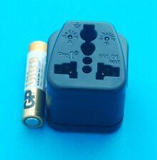Universal Travel Adapter AC Power Plug Worldwide EU UK USA AUS China All-in-One