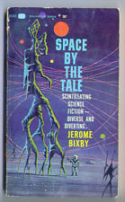 1964 science fiction pb SPACE BY THE TALE Jerome Bixby