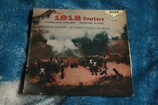 TCHAIKOVSKY 1812 OVERTURE 1958 UK LP DECCA SXL 2001 KENNETH ALWYN ED1
