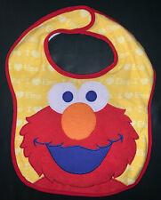 Elmo Bib