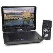 "SONY  9"" SCREEN !  Portable DVD Player  with wireless remote - AC/DC  & BATTERY"