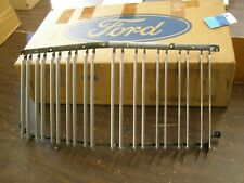 NOS OEM Ford 1969 1970 1971 Lincoln Mark III 3 Grille Section Rear Continental