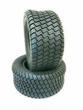 Set of 2 Turf Tires 23x9.50-12 Lawn & Garden Mower Tractor Cart Tires 4Ply P332