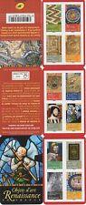 """2014 - BC 1011 """"Objets d'art - Renaissance"""", neuf  qualité luxe (08-007.18)"""