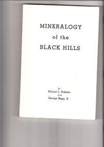 Mineralogy of the Black Hills - Roberts & Rapp Jr (1965)