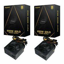 650W Non Modular GP Series 80 Plus Gold Certified PSU Gaming  ATX Power Supply