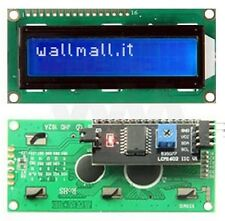 DISPLAY LCD 1602 L2C ARDUINO COMPATIBILE