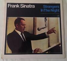 Frank Sinatra Strangers in the Night  Vinyl LP (stereo)
