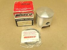 NOS New Wiseco 1984-89 Yamaha PZ480 Phazer Piston & Rings Set Kit 2310P6  2894CD