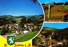 St. Kathrein a. Hauenstein , Ansichtskarte,  gelaufen