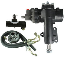 Borgeson 999032 Power Steering Conversion Kit, 67-82 Corvette with factory P/S,