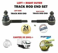 Pour Mitsubishi Canter Fuso 35 3C 3C13 1996-2011 2X Gauche Droit Biellette
