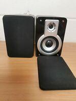 Wharfedale DIP95 2 X 20W 4 Ohms - Black - Bookshelf Speakers