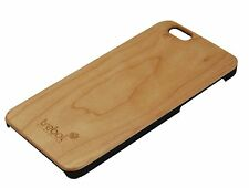 iPhone 6 Wooden +pc Case (Blac), Trebol Accesories - Handmade Wood - Real Wood