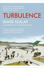 Turbulence by David Szalay 9781529111972 | Brand New | Free UK Shipping